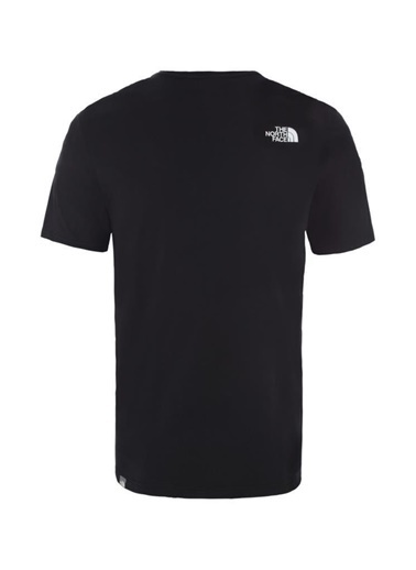 The North Face The North Face NF00A3G1JK31 M S/S Woodcut Dome T-Shirt Siyah